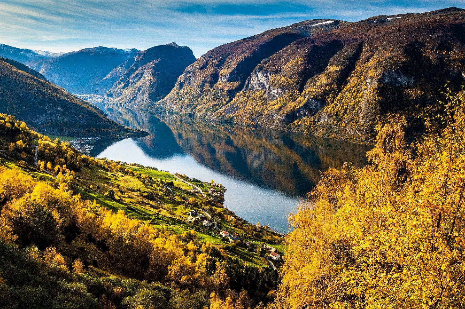 Aurlandsfjorden, Robin-Strand-Norphoto-AS