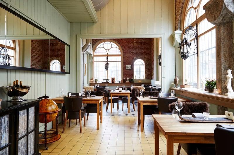 Restaurant 1877 i Bergen. Foto: Øystein Haara / Restaurant 1877 – visitBergen.com