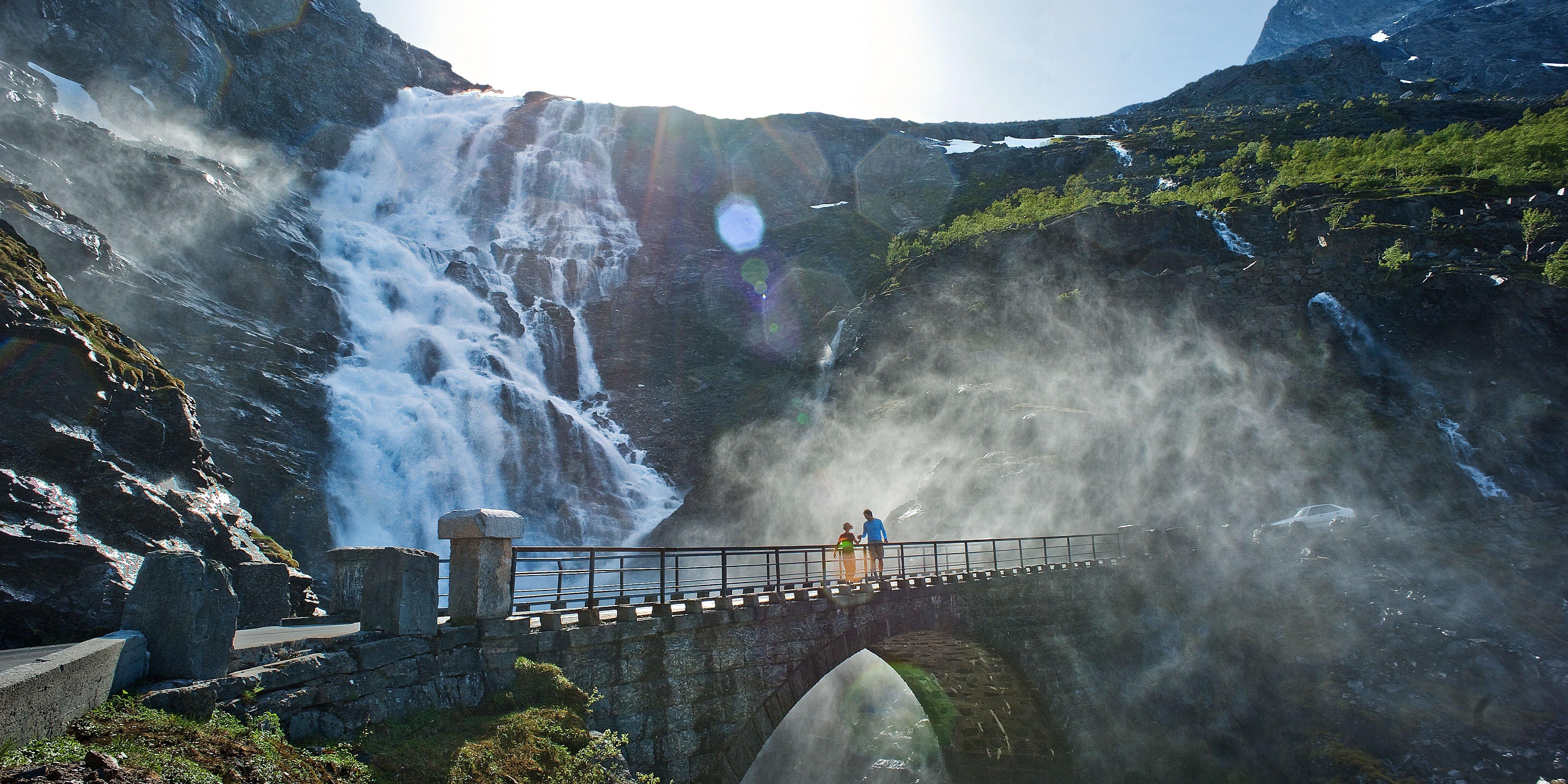 Trollstigen, foto: Fred Jonny Hammerø